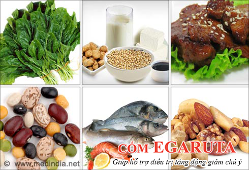 Trẻ ADHD nên ăn nhiều các thực phẩm giàu protein